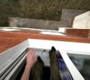 Житель Новомосковска, спасаясь от убийцы, выпрыгнул из окна