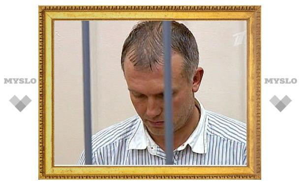 Присяжные признали Довгия виновным в получении взятки