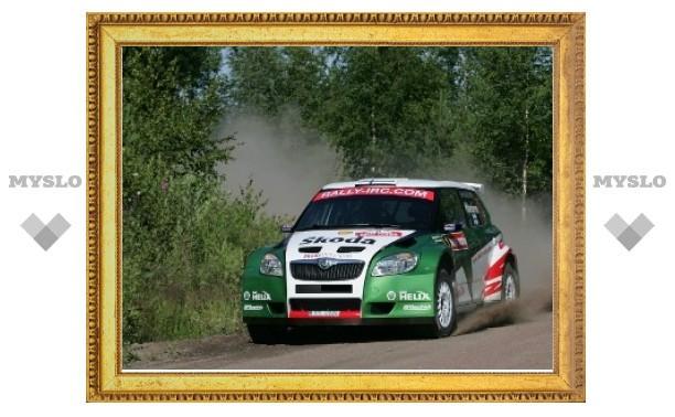Автомобили Skoda возглавили Ралли России