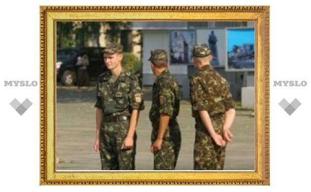Тульского военного осудят за самоволку