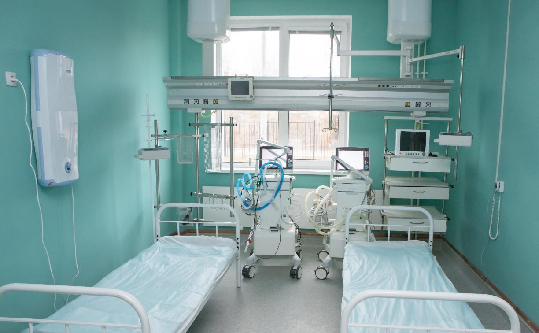 В тульской больнице скончался 82-летний мужчина с COVID-19