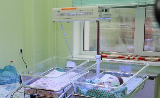 Малыш, пострадавший при пожаре в ЦРД, перенёс пять операций