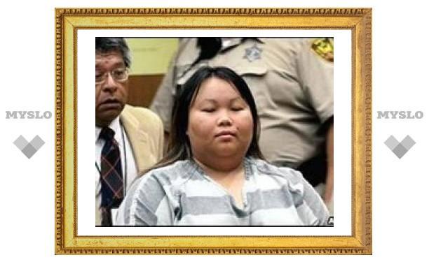 Американка убила беременную женщину и вырезала из ее живота ребенка