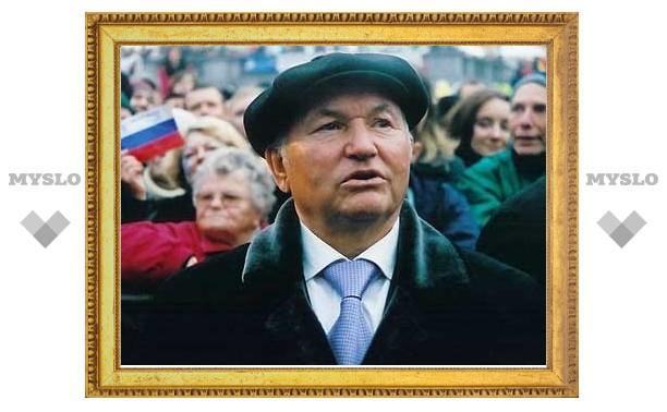Отставка Юрия Лужкова нанесет вред развитию Тульской области