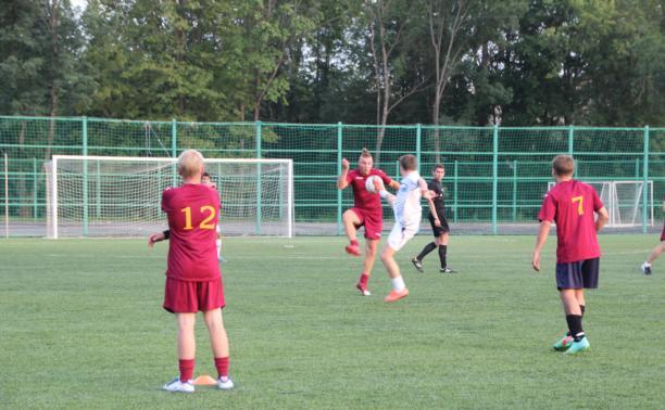 В Туле стартовал новый футбольный турнир