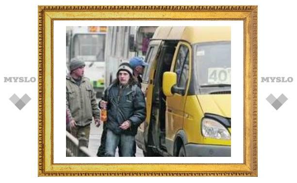 Тульские транспортники нарушили закон