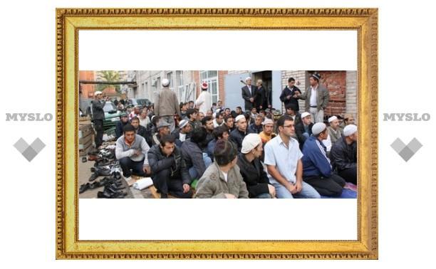 Тульским мусульманам негде молиться