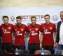 Тульский «Арсенал» представил новичков