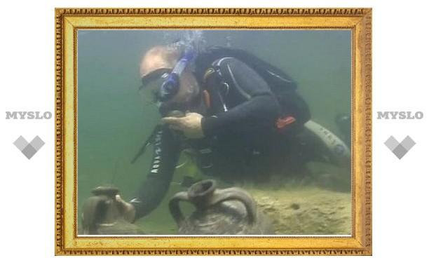 Песков признал постановкой археологические находки Путина