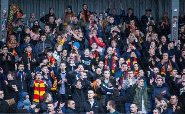 В Туле стартовала продажа билетов на матч «Арсенал» – «Крылья Советов»