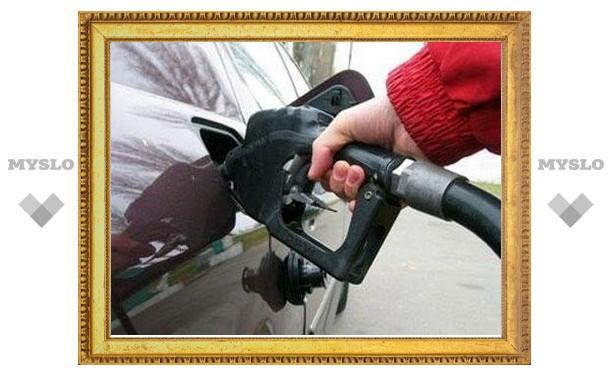 Бензин в Туле подешевеет