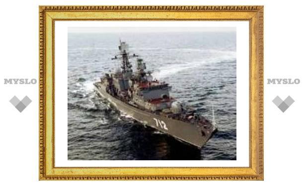 Корабли ВМФ России останутся у побережья Сомали на регулярной основе