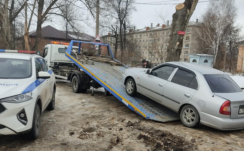Нелегальные перевозчики в Туле: у водителя обнаружена поддельная лицензия