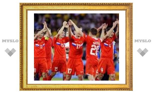 Сборная России вошла в первую десятку рейтинга ФИФА