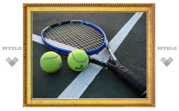 Туляк стал лучшим теннисистом Липецка