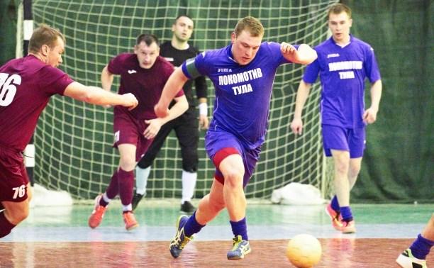 В Высшей лиге ЛЛФ «Восток» одержал победу над «Локомотивом»