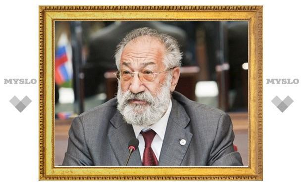 Сенатор от Тульской области встретился с Федором Конюховым