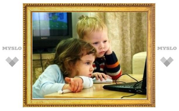 Билайн обустроил интернет-класс детдома