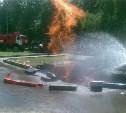 Следователи заинтересовались возгоранием газопровода в Новомосковске