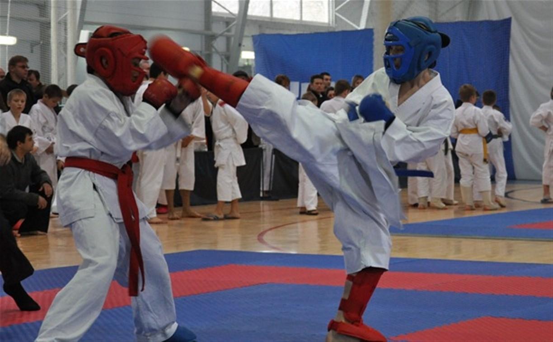 В Туле прошел турнир по каратэ