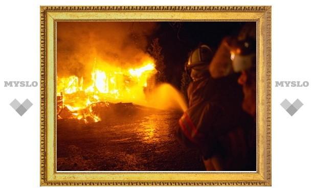 Пожар на складе боеприпасов в Амурской области потушен