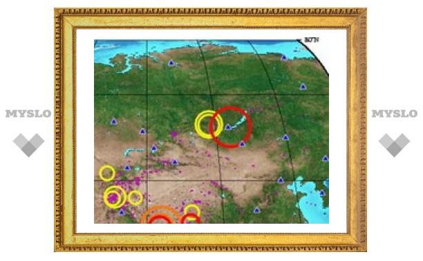 На Байкале произошло землетрясение до 10 баллов