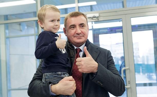 Алексей Дюмин: «Это будет лучший детсад в ЦФО, а может быть, и в России!»