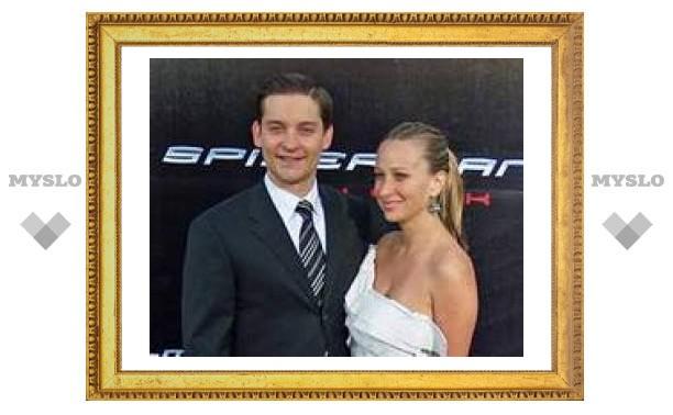 Тоби Магуайр женился на дочери главы Universal Studios