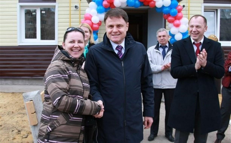 Свыше 100 семей переселенцев получили новое жильё в Узловой