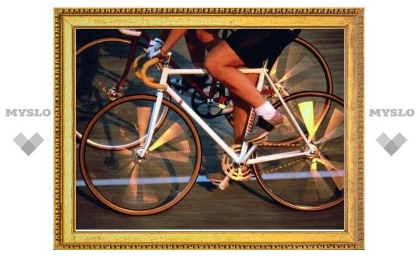 Тульские велогонщики принимают участие в чемпионате мира