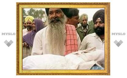 В Индии обнаружены 30 пакетов с останками новорожденных девочек