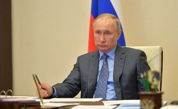Путин продлил нерабочий режим до 30 апреля