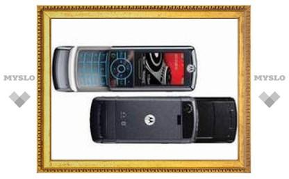 Музыкальные телефоны MOTOROKR Z6m и MOTORAZR maxx Ve от Motorola