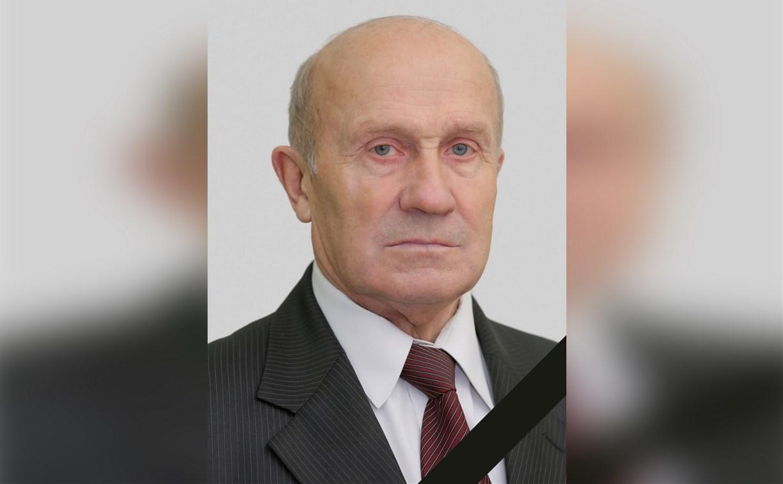 Скончался профессор ТулГУ Владимир Петровичев