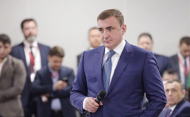 Алексей Дюмин: «Мы нацелены на безусловное выполнение задач, поставленных в нацпроектах»