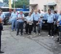 Владимир Афонский встретился с коллективом транспортного предприятия