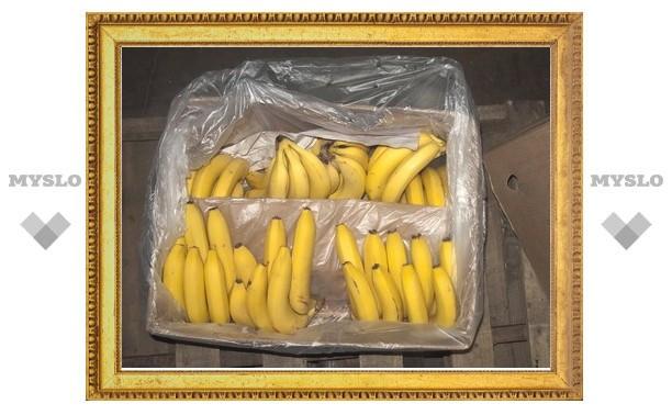 В Ленинском районе сотрудник фирмы украл со склада 40 ящиков бананов