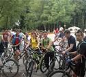 Тульские велосипедисты прошлись по бездорожью