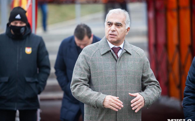 Аджоев остался недоволен судейством в матче с «Рубином»: «Судья планомерно решал свою задачу»