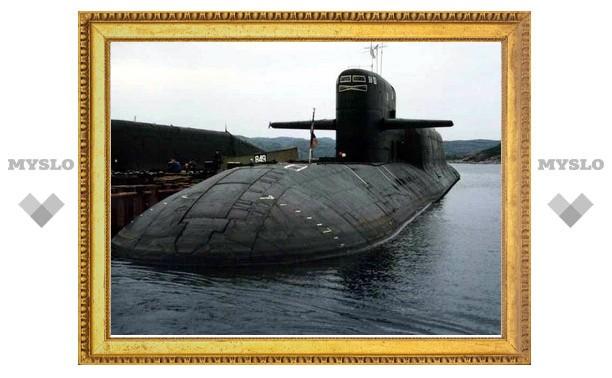 В Северодвинске завершился ремонт подлодки «Новомосковск»