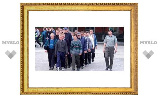 Под Тулой произошел массовый побег заключенных