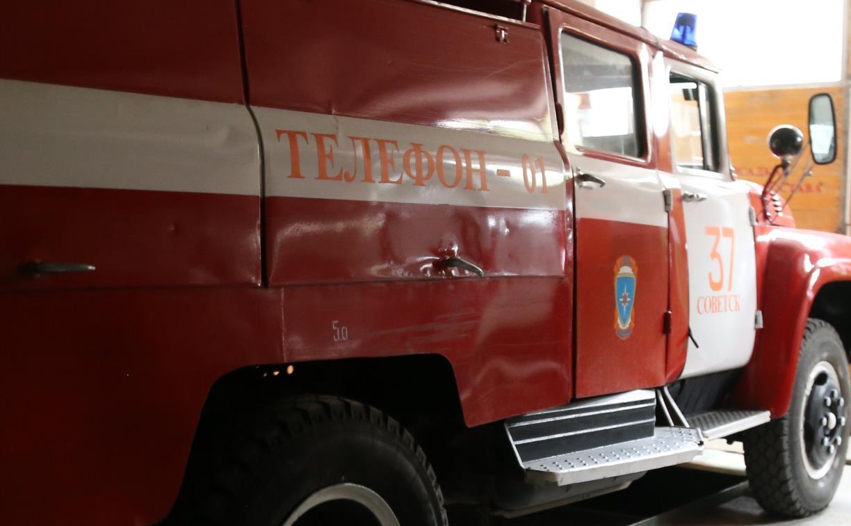 «Машина провалилась и намертво вмерзла в лед»: под Тулой сотрудники МЧС помогли водителю