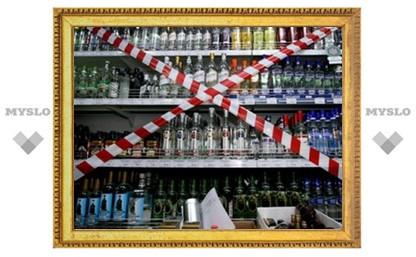 На тульской автозаправке незаконно торговали алкоголем