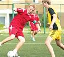 Тульская лига любителей футбола разыграла Суперкубок