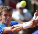 Тульский теннисист пробился во второй круг US Open