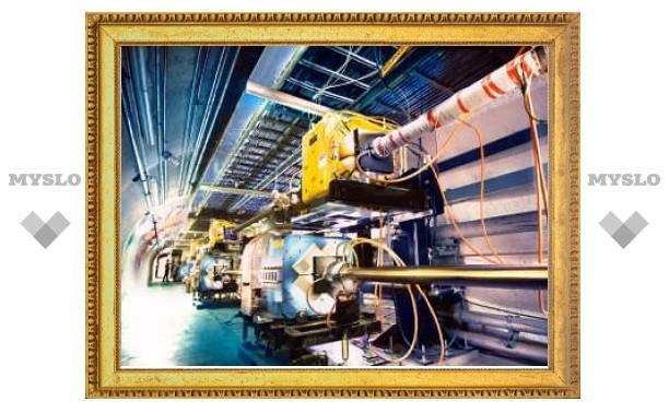 Италия построит новый коллайдер из старого американского
