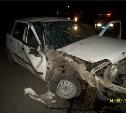 В Кимовске пьяный водитель «Фиата» влетел в припаркованную «Газель»