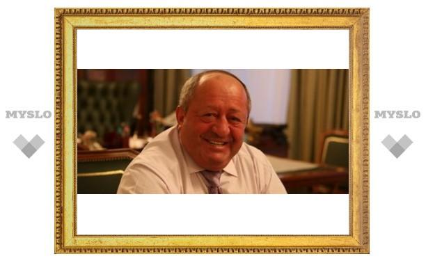 Мэр Тулы поддержал юных шахматистов