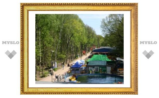В Центральном парке Тулы заложат новую аллею