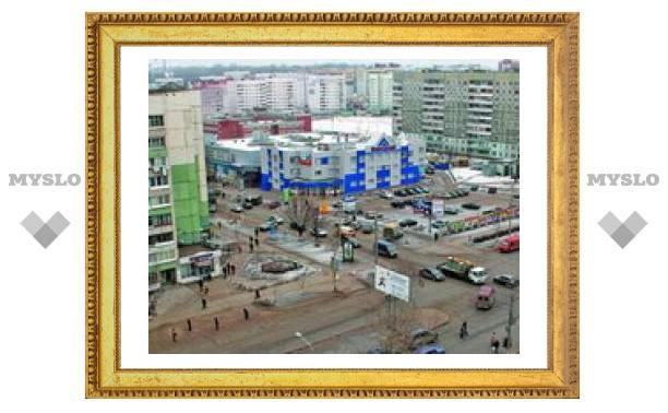 Тула готовится к юбилею Пролетарского района
